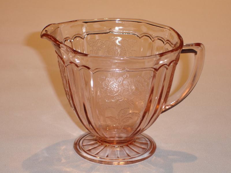 Pink Depression Glass Depression Glass Antiques Inspiration Depression Glass Patterns